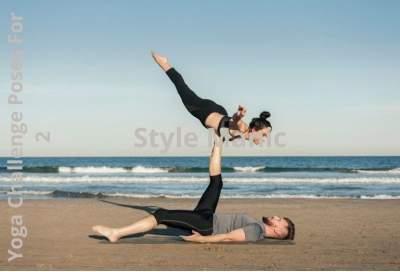 yoga challenge poses for 2 take the 2020 yoga challenge